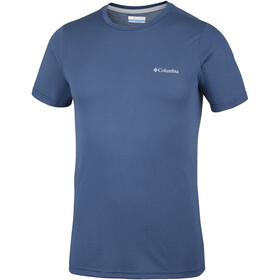 Columbia Nostromo Ridge Short Sleeve Tee Men Carbon